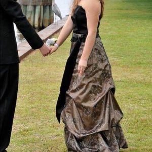 Jessica McClintok Ball Gown